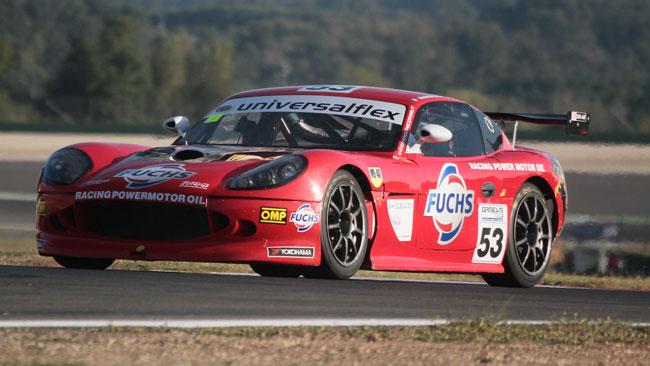 Ginetta G50 Cup: Cressoni in pole al rientro