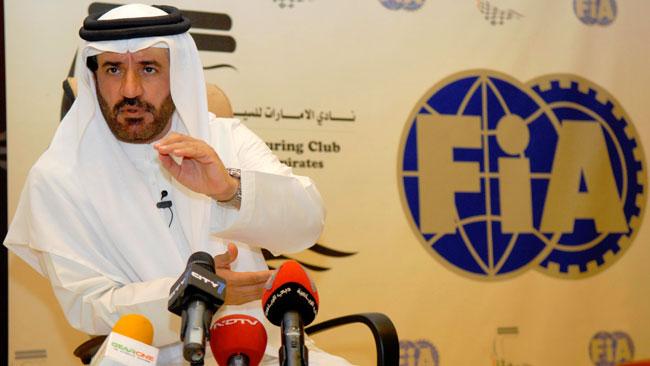 Bin Sulayem si candida per la presidenza della FIA?