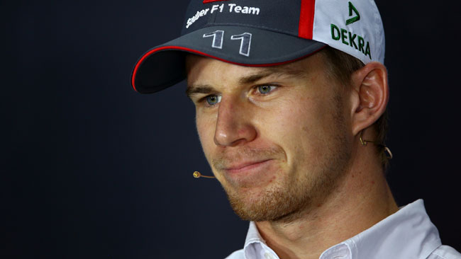 Hulkenberg avvia contatti anche con la McLaren?
