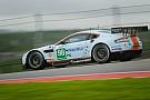 La Aston Martin riduce il suo impegno a 4 vetture
