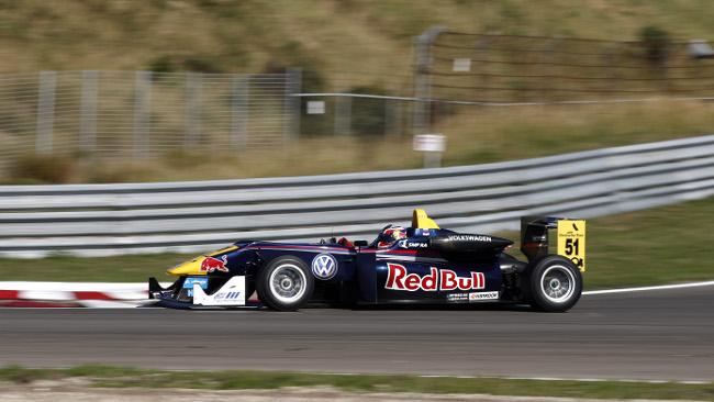 A Zandvoort la prima vittoria di Daniil Kvyat