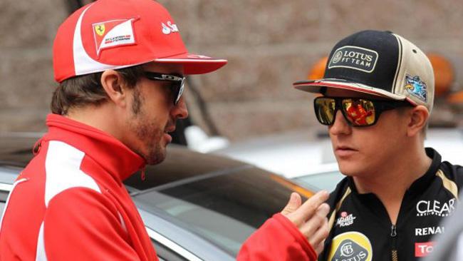 """Alonso-Raikkonen: """"cervelli contro"""" nella Ferrari 2014"""