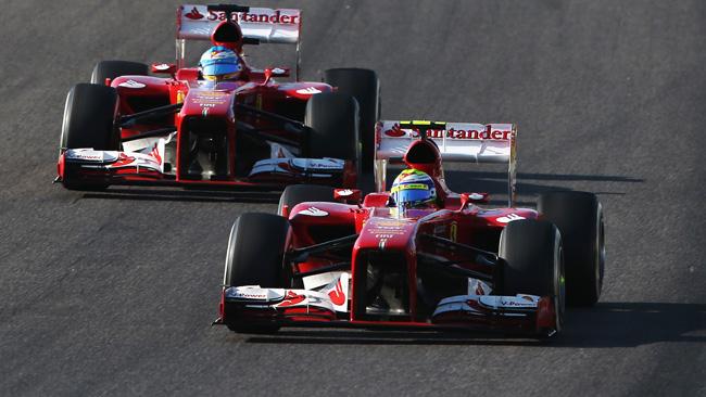 Massa non ha rispettato un ordine radio Ferrari