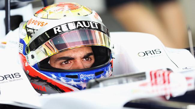 Maldonado e PDVSA pronti a lasciare la Williams