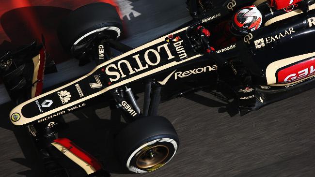 La Lotus di Raikkonen non ha passato le verifiche!