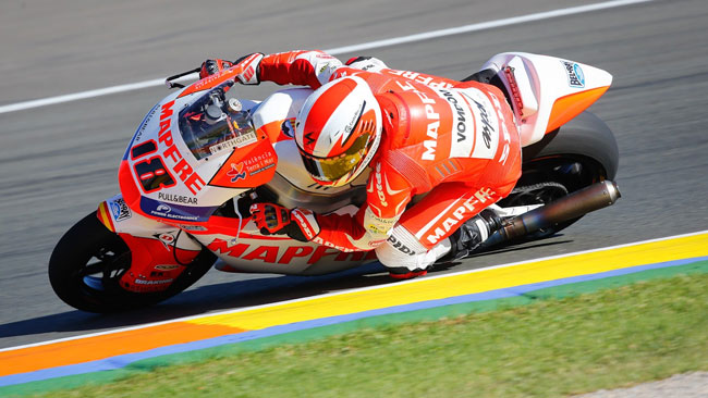 Nico Terol guida la doppietta del Team Aspar