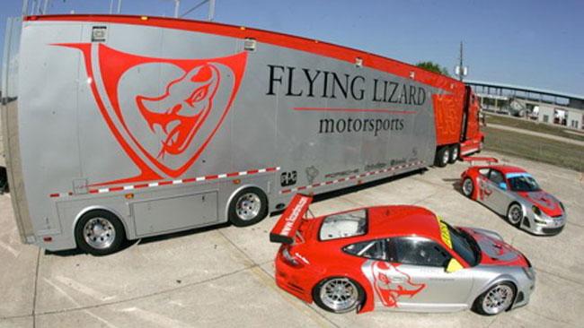 La Flying Lizard punta sull'Audi per il 2014