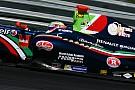 Agostini ai test di Aragon con AV Formula e Pons