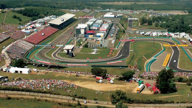 Firmato l'accordo tra l'Hungaroring ed il DTM