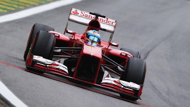 Alonso guarda già al 2014 e prenota il simulatore