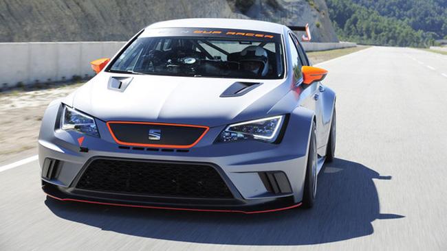 La Seat Leon Racer Cup non è ammessa nell'ETCC