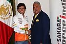 La Force India annuncia l'ingaggio di Sergio Perez