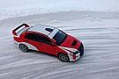 Max Rendina prepara il Montecarlo sulla neve