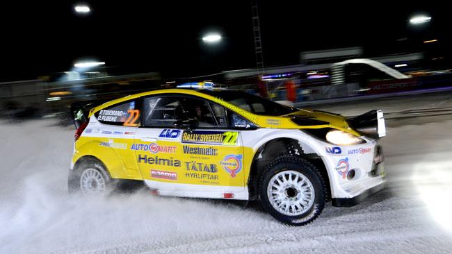Tidemand ci riprova in Svezia con una Fiesta WRC