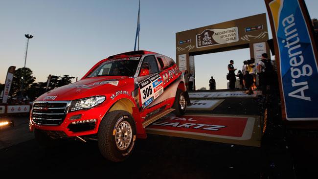 Dakar, Tappa 1, Auto: Sousa sorprende tutti quanti!