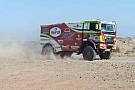 Dakar, Tappa 6, Camion: Versluis spinge il Man