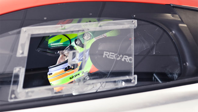 Alexander Sims diventa pilota ufficiale BMW GT