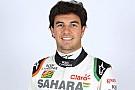 La Force India apre i test con Perez nell'abitacolo