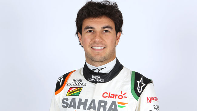 La Force India apre i test con Perez nell'abitacolo