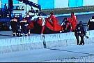 Test a Jerez: la Ferrari di Alonso è ferma in pista!