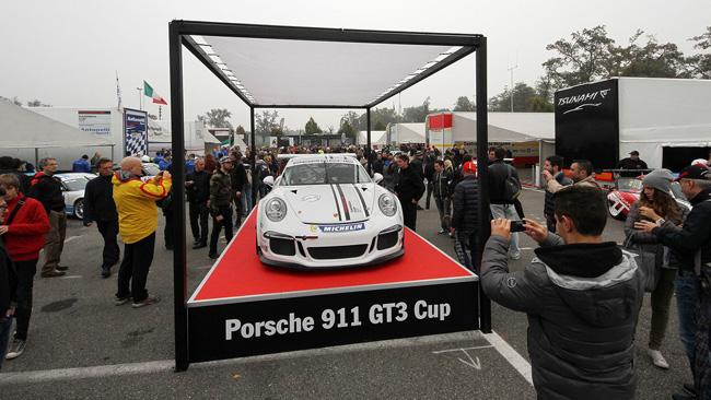 Carrera Cup Italia 2014 con 200 mila euro di premi!