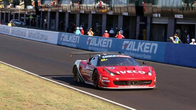 12 Ore di Bathurst: trionfano la Ferrari e Mika Salo