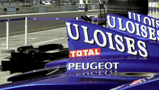 La Peugeot pensa a un motore per la F.1?