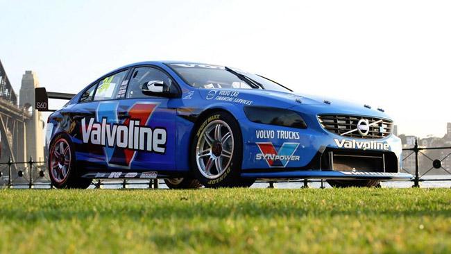 Ecco la Volvo S60 per la V8 Supercars