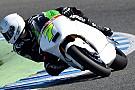 Lorenzo Baldassarri cresce molto nei test di Jerez