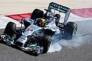Bahrein, Day 3: Hamilton ok, Ferrari e Red Bull ko