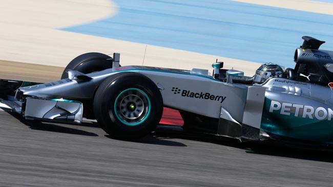Bahrein, Day 4: Mercedes svetta, Raikkonen sbatte!