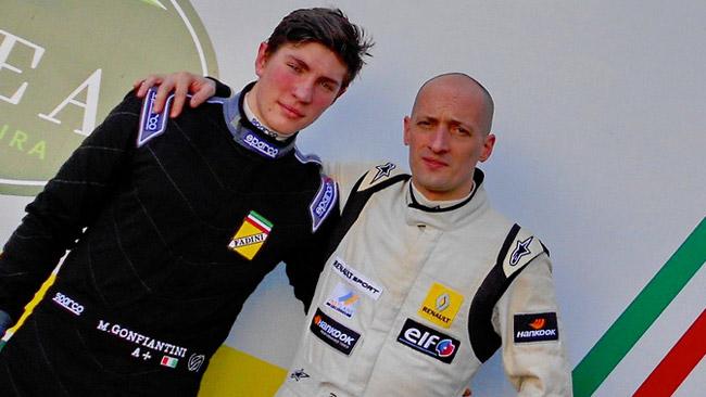 La TS Corse raddoppia con il rookie Gonfiantini