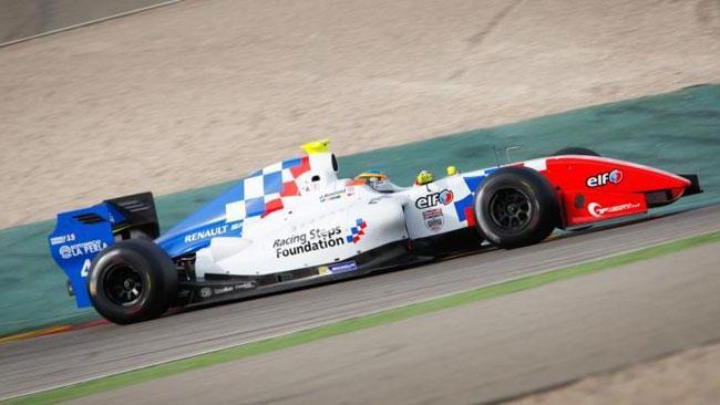 Aragon, Day 1: Rowland subito sotto al record