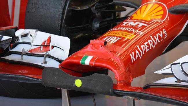 Bahrein, Day 4: la Ferrari con una doppia telecamera