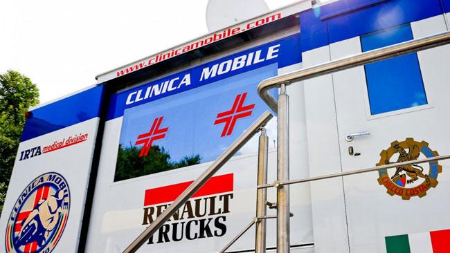 Clinica Mobile: oggi è iniziata l'era del dottor Zasa