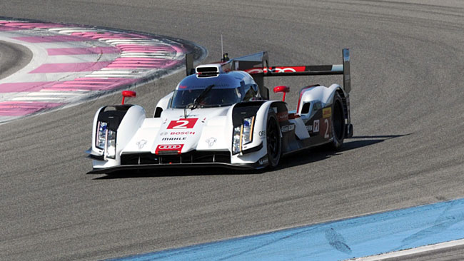 Ultima zampata Audi, ma regge il tempo della Porsche