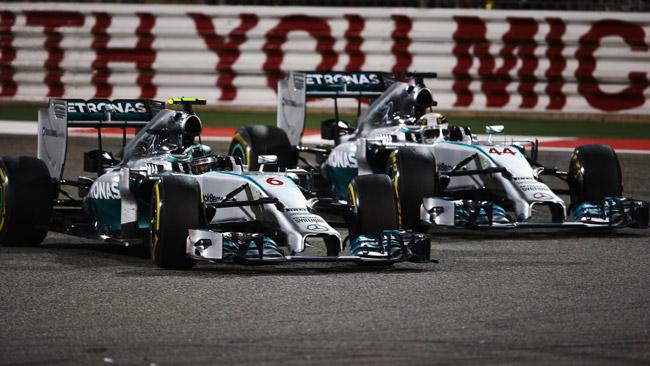 Paddy Lowe esclude ordini di scuderia in Mercedes