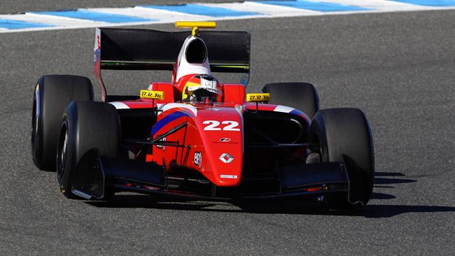 La Zeta Corse ingaggia Roberto Merhi