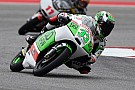 Primi punti nel Mondiale Moto3 per Bastianini