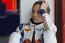 Carmen Jorda firma per la Koiranen GP