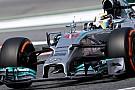 Hamilton vince il derby Mercedes per la pole