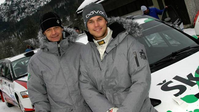 Mikkelsen cambia navigatore: torna Ola Floene