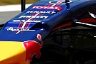 La Red Bull costretta a modificare il muso