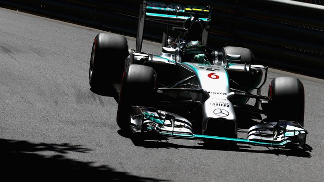 Colpo di scena: cambiata la frizione di Rosberg!