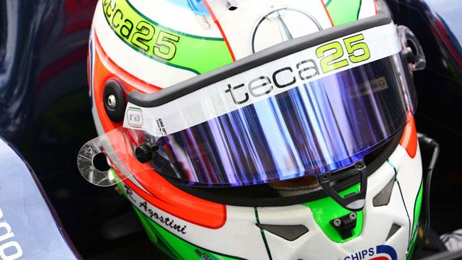 Agostini interrompe il programma nell'Europeo F3