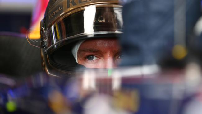 Vettel giura fedeltà alla Red Bull Racing