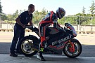 Due giorni di test a Brno per Sandro Cortese