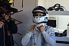 Susie Wolff scende in pista con la Williams FW36