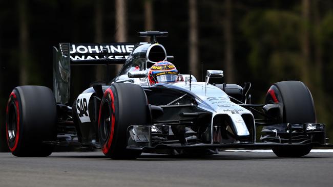 Il FRIC è morto: anche la McLaren non lo userà