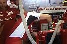Ferrari: si cambia la pompa benzina di Raikkonen